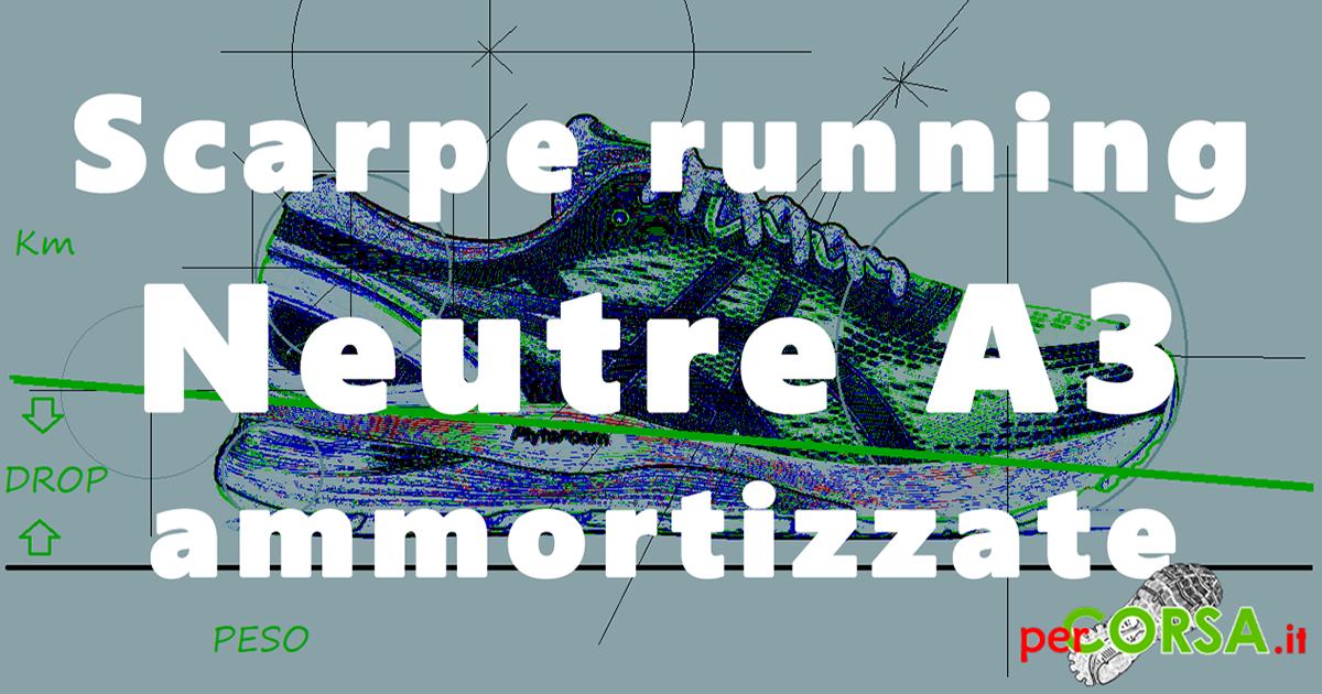 Scarpe Running A3 Ammortizzate, Produttore: SALOMON | Mud